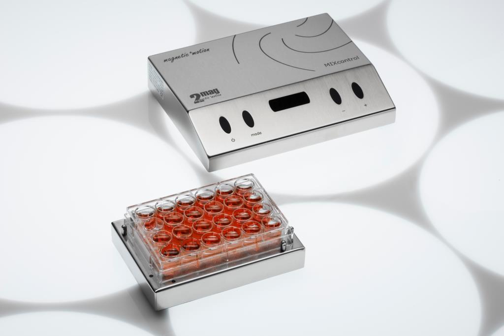 2mag - Magnetic stirrer MIXdrive 96 MTP